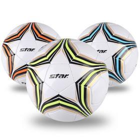 【足球】足球 标准5号PU材质训练用球 学校教学采购球SB5385C三色
