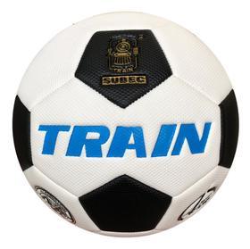 【足球】火车头足球5号成人四号4号中小学生室内外比赛训练软皮耐磨