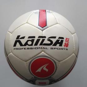 【足球】狂神高级手缝PU足球KS1209成人比赛训练用球