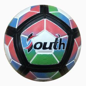 【足球】5号机缝防滑PU足球新款青少年学生训练比赛足球耐踢英超西甲
