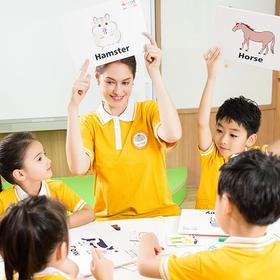 【广州】11.11抢8课时外教STEM课程礼包