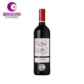 法国雷霆庄红葡萄酒