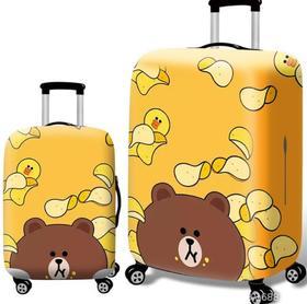 【箱套】行李箱保护套 旅行箱防尘套拉杆皮箱弹力套