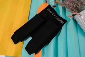 下单3-5天发货 SECRET CROWN秘密之冠 2000D男秋裤  女加绒瘦腿裤