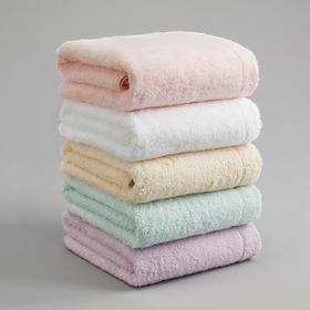 内野同款浴巾 | 40支无捻新疆长绒棉浴巾 方巾组合