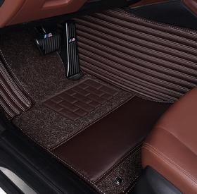 【汽车脚垫】丝圈脚垫 适用于特斯拉model 3 model s model x 全包围汽车脚垫