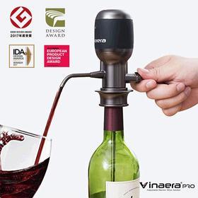 Vinaera 电子快速醒酒器PRO调酒唤醒红葡萄酒