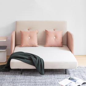 【尖叫设计】小怪兽双人布艺沙发床