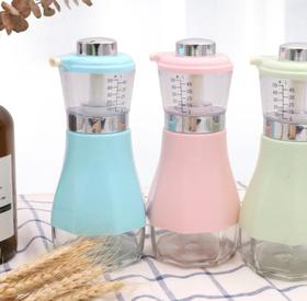 【油壶】创意可控量按压玻璃喷油瓶壶