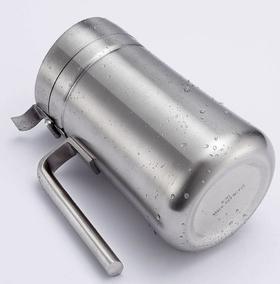 【油壶】1200ML不锈钢油壶304钢壶斜盖粗手柄隔油壶