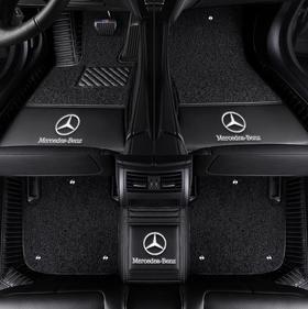 【汽车脚垫】  适用于奔驰E300LGLC260 C200L新e级E200 glaGLE320全包围汽车脚垫