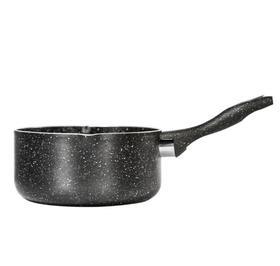 【奶锅】和老师奶锅 熬糖浆锅 汤锅燃气灶电磁炉用带包装18cm