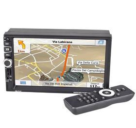 【车载导航】7寸车载蓝牙MP5播放器免提通话手机互联车载GPS大屏导航仪7030GM