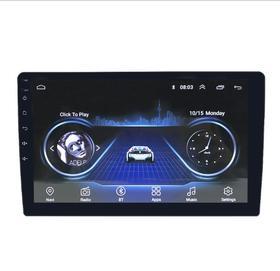 【车载导航】10.1寸安卓导航MP5播放器 GPS导航一体机 WiFi上网 百变智能导航