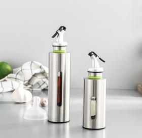 【油壶】304不锈钢油壶厨房家用大小号防漏控油壶
