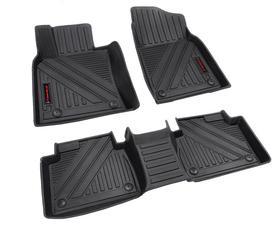 【汽车脚垫】适用于丰田2020款全新RAV4荣放第五代汽车大包围高边环保脚垫TPE