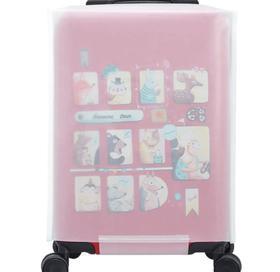 【箱套】防刮花拉杆箱透明箱套行李箱保护套
