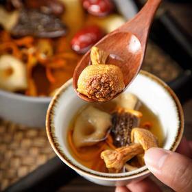 云南野生菌汤包养生美味