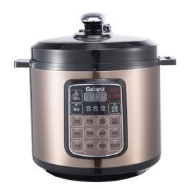 【高压锅】格兰仕电压力锅YB5040家用全自动5L升高压饭煲