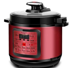 【高压锅】半球高压锅正品6L智能电压力锅