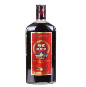 佰昌糖酒会自提丨积厚商贸椰岛鹿龟酒500ml