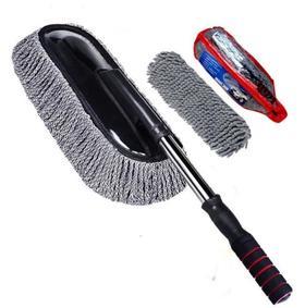 【清洁工具】汽车清洁清洗工具汽车可伸缩蜡刷可拆卸包装蜡刷