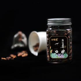 【买就送蒲公英叶】健康必备蒲公英根茶 茶色纯净 茶浆本真 15道工序  200g/罐