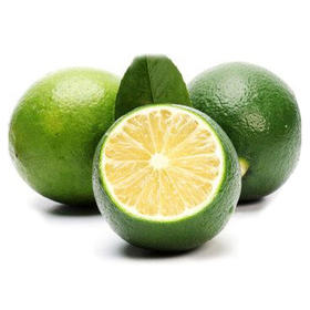 青色新鲜柠檬 重庆万州柠檬 青柠檬