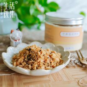 生活选集 田果芝麻海苔猪肉松2罐(共160g)
