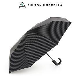 英国进口FULTON商务雨伞男全自动折叠伞抗风加固一甩干男士雨伞 切尔西雨伞