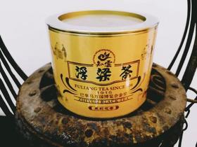 浮梁知云茉莉红茶 100g/罐