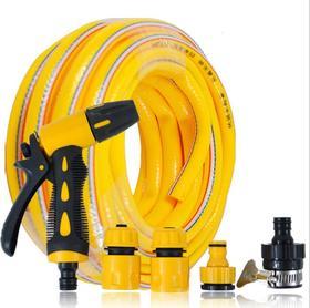 【清洁工具】汽车洗车水枪 高压枪 家用水管 园艺浇花 多功能清洁工具套装