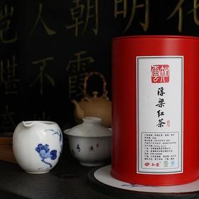 知云浮梁红茶 红毛峰特级 250g/罐