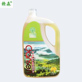 浮梁特产 3L磨砂油菜籽油 头道物理压榨