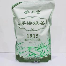 知云浮梁绿茶 香茶 500g/袋