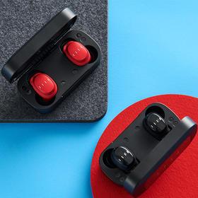 「钛空舱双十一特惠」FIIL T1 X 限量魔力红/曜石黑 真无线 蓝牙 入耳式无线耳机