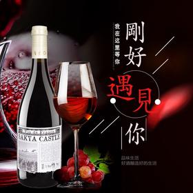 佰昌糖酒会|泽婷酒业法国菲尔斯干红葡萄酒 1箱*6瓶【十堰主城区包邮】