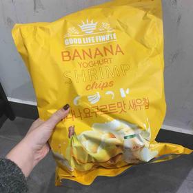 趣莱福虾片 | 非油炸膨化食品 健康美味  高颜值 超大分量240g