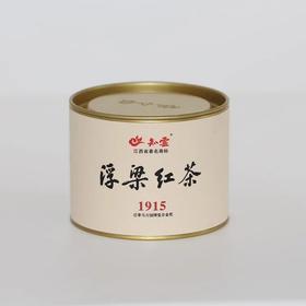 知云浮梁红茶 100g/罐