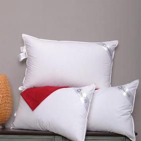 澳洲百年品牌Downia 90%白鸭绒枕(低枕)