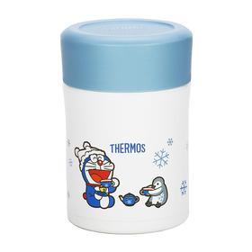 膳魔师焖烧罐焖烧杯保温饭盒真空保温杯超长保温大容量叮当蓝TCLA-473S DRM001