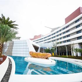 【上海•浦东新区】上海海昌海洋公园主题度假酒店  2天1夜自由行套餐