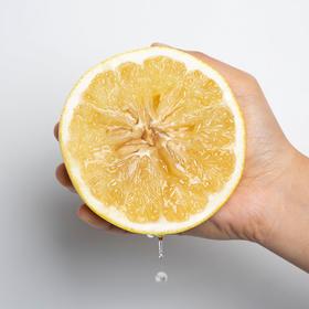 【农道好物精选】可直接吸的平和黄金葡萄柚 皮薄多汁 酸甜爽口 柚香四溢 4.5-5斤装 | 基础商品