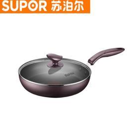 【热卖锅具】苏泊尔PJ28K4火红点少油烟不粘锅平底锅煎锅炒锅煎牛排