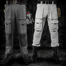 【超强装载】Molle系统多功能战术裤