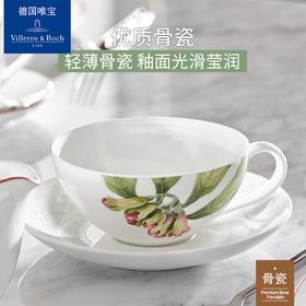 villeroyboch德国唯宝进口咖啡杯杯碟套装骨瓷家居正品新款马林迪