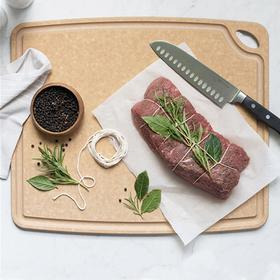 SAGE美国进口砧板 S-381619 40x48cm 厨房切菜板世厨家用实木辅食水果小刀面案板