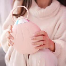 【冬季暖手袋充电5分钟,温暖一整天!】TJ无水防爆暖手袋 亲肤材质 智能温控陶瓷发热丨5分钟快充 长效保温高颜值手提包造型