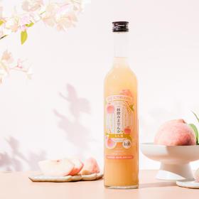 [桃子甜香酒 预计2月1日起陆续发出]日本兵库县制 500ml