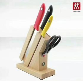 【刀具】双立人炫银点刀具五福临门5件套装厨房家用菜刀中片刀水果刀